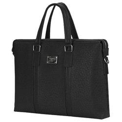 Continent CM-142 (черный) - Сумка для ноутбукаСумки и чехлы<br>Continent CM-142 - сумка для 16quot; ноутбуков, из синтетических материалов, отделение-органайзер, водонепроницаемый материал.