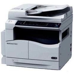 Xerox WorkCentre WC5022DN - Принтер, МФУПринтеры и МФУ<br>МФУ (принтер, сканер, копир), для небольшого офиса, ч/б лазерная печать, до 22 стр/мин, макс. формат печати A3 (297 amp;#215; 420 мм), ЖК-панель, двусторонняя печать.