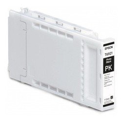 Картридж для Epson SureColor SC-T3000, SC-T3200, SC-T5000, SC-T5200, SC-T7000, SC-T7200 (C13T692100 T6921) (черный) (110 мл) - Картридж для принтера, МФУ