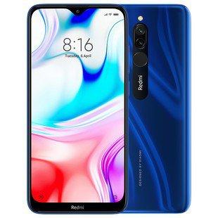 Xiaomi Redmi 8 4/64GB (синий) - Мобильный телефон