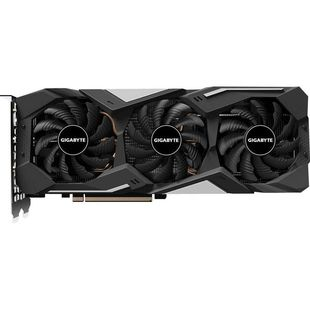 Gigabyte GeForce GTX 1660SUPER 1860Mhz PCI-E 3.0 6144Mb 14000Mhz 192 bit HDMI HDCP Gaming OC (GV-N166SGAMING OC-6GD) RTL