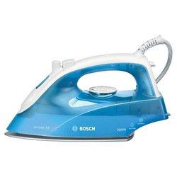 Bosch TDA 2610 (белый/голубой) - Утюг