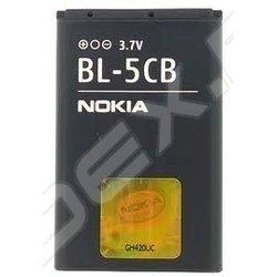 Аккумулятор для Nokia C1-01, C1-02, 1616, 1800 (BL-5CB) - Аккумулятор
