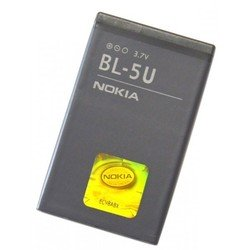 Аккумулятор для Nokia 8900E, XpressMusic 5530 (BL-5U) - Аккумулятор