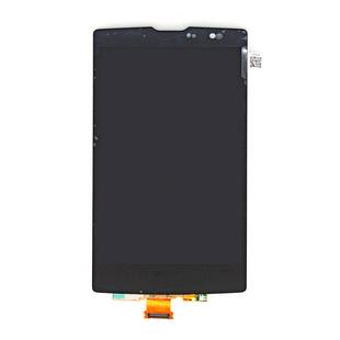 Дисплей для LG Magna H502 с тачскрином Qualitative Org (sirius) (черный) - Дисплей, экран для мобильного телефона