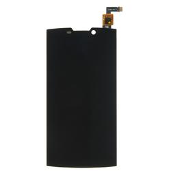 Дисплей для Highscreen Boost 2 SE с тачскрином Qualitative Org (sirius) (черный) - Дисплей, экран для мобильного телефона