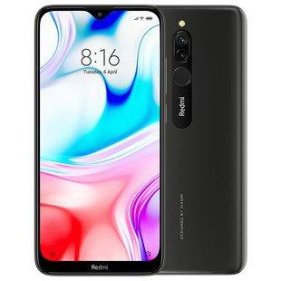Xiaomi Redmi 8 4/64GB (черный) - Мобильный телефон