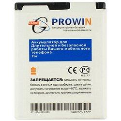 Аккумулятор усиленный для Samsung i8910, i5700, i8530, S8500 (PROWIN EB504465VU) - Аккумулятор