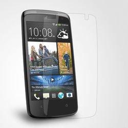 Защитная пленка для HTC Desire 516 (прозрачная) - ЗащитаЗащитные стекла и пленки для мобильных телефонов<br>Защитная плёнка изготовлена из высококачественного полимера и идеально подходит для данной модели.