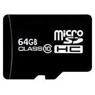 Карта памяти Micro SD Class 10 64GB (SM000098) - Карта флэш-памяти