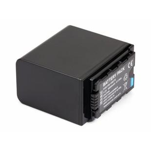 Аккумулятор для Panasonic HC-MDH2 (7.4V, 6600mAh) (CameronSino CS-VBD78MC) - Аккумулятор для видеокамеры