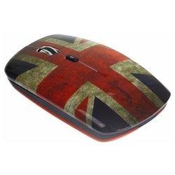 SmartBuy SBM-327AG-BF-FC British Flag Full-Color Print Blue-Red USB - Мышь
