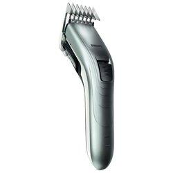 Philips QC 5130/15 (серебристый) - Машинка для стрижкиМашинки для стрижки<br>Philips QC5130 - универсальная, питание автономное/от сети, ширина ножа 41 мм, самозатачивающиеся лезвия