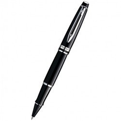 Ручка роллер Waterman Expert 3 Black Laque CT Fblack (S0951780)