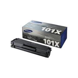 Тонер-картридж для Samsung SCX-3400, SCX-3400F, SCX-3405W, SCX-3405FW, ML-2160, ML-2164, ML-2165W (MLT-D101X/SEE) (черный)  - Картридж для принтера, МФУКартриджи<br>Картридж MLT-D101X/SEE, цвет: черный, стандартной емкости, ресурс: 700 страниц, совместим с моделями лазерных принтеров: Samsung SCX-3400, SCX-3400F, SCX-3405W, SCX-3405FW, ML-2160, ML-2164, ML-2165W.