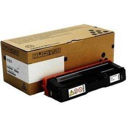 Тонер-картридж для Ricoh SP C250DN, C250SF (407543 SP C250E) (черный) - Картридж для принтера, МФУ