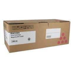 Картридж для Ricoh Aficio SP C220S, SP C221SF, SP C222SF, SP C220N, SP C221N, SP C222DN, SP C240DN, SP C240SF (406054 SP C220E) (пурпурный) - Картридж для принтера, МФУ