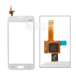 Тачскрин для Samsung Galaxy Core 2 G355 (R0005621) (белый) - Тачскрин для мобильного телефонаТачскрины для мобильных телефонов<br>Тачскрин выполнен из высококачественных материалов и идеально подходит для данной модели устройства.