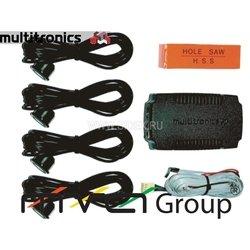 Multitronics PT-4TC (серый) - Парктроник