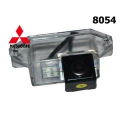 Площадка для камеры на Mitsubishi Lancer (2008) (SKY MI-3 8054) - Камера заднего видаКамеры заднего вида<br>Площадка под универсальную камеру заднего вида для автомобилей: Mitsubishi Lancer (2008)