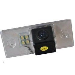 Площадка для камеры на Skoda Fabia, Super B (08-2012) (SKY SK-2 8062) - Камера заднего вида
