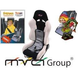 Обогреватель на детское кресло (Емелька 11629) - Подогрев в автомобильПодогревы в автомобиль<br>Обогреватель на детское автомобильное кресло, Размер 72 x 32 см. Потребляемая мощность 60 Ватт. Встроенный микропроцессорный регулятор позволяет выбрать наиболее комфортабельную температуру сиденья. Автоматическое отключение предотвратит разряд аккумулятора