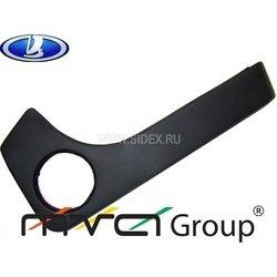Подиум в двери для ВАЗ 2108, 09, 99 (02-002-02) (черный) - Полка, подиум, корпусПолки, подиумы, корпуса, кольца<br>Подиум предназначен для установки акустики в передние двери автомобиля. Выполнен из МДФ. Отделка: чёрный винил. Комплект: два подиума на передние двери
