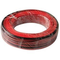 Монтажный кабель 0.75*2, 100м (ACV KP21-1105) (красный, черный) - Кабель, разъем для акустической системы