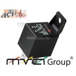 Реле 5-ти контактное (ACV RM37-1701) - Расходный материалРасходные материалы<br>Реле 5-ти контактное - 12В, 30-40А, герметичный корпус