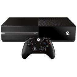 Xbox One 500GB (5C5-00015) Microsoft (черный)