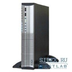 Powercom SRT-1500A - Источник бесперебойного питания, ИБПИсточники бесперебойного питания<br>1-фазное входное напряжение, выходная мощность 1500 ВА 1350 Вт, выходных разъемов: 8, разъемов с питанием от батареи: 8, возможность установки в стойку, высота 2 U, интерфейсы: USB, RS-232, время зарядки 3 ч.