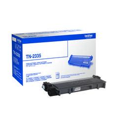 Тонер-картридж для Brother HL-L2300D, HL-L2340DW, HL-L2360DN, HL-L2365DW, DCP-L2500D, DCP-L2520DW, DCP-L2540DN, DCP-L2560DW, MFC-L2700DW, MFC-L2720DW, MFC-L2740DW (TN2335 TN-2335) (черный) - Картридж для принтера, МФУ