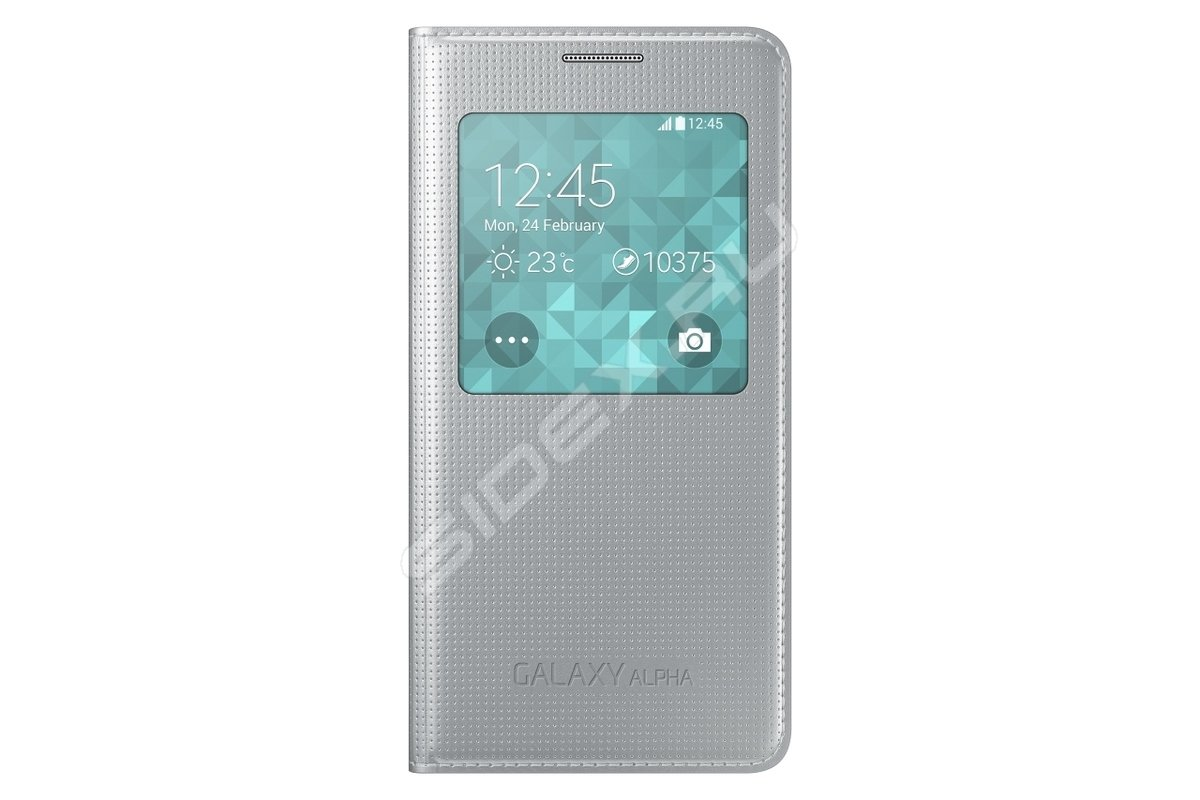 Samsung Galaxy Alpha G850 Ef Cg850bsegru