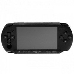Sony PlayStation Portable PSP E1008 + Tekken Dark Resurrection (черный)