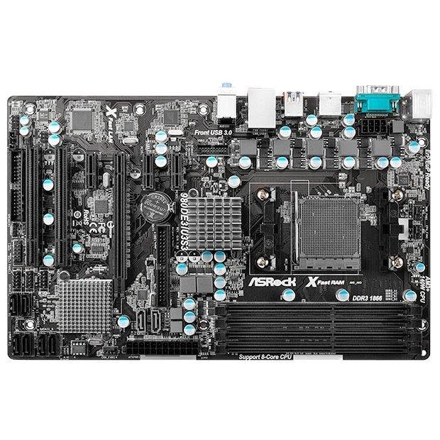 ASRock 980DE3/U3S3 AMD SATA RAID Driver UPDATE