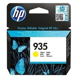 Картридж для HP Officejet Pro 6830, 6230 (C2P22AE №935) (желтый)  - Картридж для принтера, МФУ