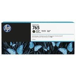 Картридж для HP Designjet T7200 (F9J55A №765) (матовый черный) (775 мл) - Картридж для принтера, МФУКартриджи<br>Совместим с моделью: HP Designjet T7200.