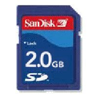 sandisk 2gb secure digital