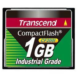 Transcend TS1GCF200I - Карта флэш-памятиКарты флэш-памяти<br>Transcend TS1GCF200I - карта памяти Compact Flash, 200 x, объем 1 Гб, скорость чтения 40 Мб/с, скорость записи 35 Мб/с