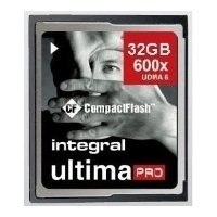 integral ultimapro compactflash 600x 32gb