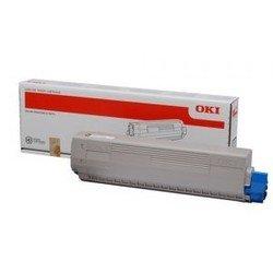 Тонер-картридж для OKI C822 (TONER-K-C822-7K-NEU) (черный) - Картридж для принтера, МФУКартриджи<br>Тонер-картридж совместим с OKI C822.
