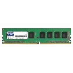 GoodRAM GR2133D464L15S/4G - Память для компьютераМодули памяти<br>GoodRAM GR2133D464L15S/4G - DDR4 2133 (PC 17000) DIMM 288 pin, 1x4 Гб, 1.2 В, CL 15
