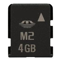 silicon power memorystick micro m2 4gb