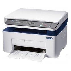 Xerox WorkCentre 3025BI - Принтер, МФУПринтеры и МФУ<br>Xerox WorkCentre 3025BI - принтер/сканер/копир, A4, печать  светодиодная черно-белая, 20 стр/мин ч/б, 1200x1200 dpi, подача: 151 лист., вывод: 100 лист., память: 128 Мб, USB, Wi-Fi, ЖК-панель