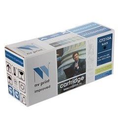 Картридж для HP LaserJet Pro 200 color Printer M251, M251n, MFP M276, M276n, M276nw (NV Print CF210A) (черный) - Картридж для принтера, МФУКартриджи<br>Совместим с моделями: HP LaserJet Pro 200 color Printer M251, M251n, MFP M276, M276n, M276nw.