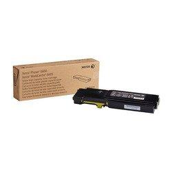 Тонер-картридж для Xerox Phaser 6600, WorkCentre 6605 (106R02251) (желтый) - Картридж для принтера, МФУ