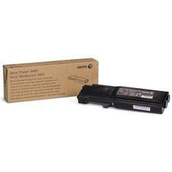 Тонер-картридж для Xerox Phaser 6600, WorkCentre 6605 (106R02252) (черный) - Картридж для принтера, МФУ