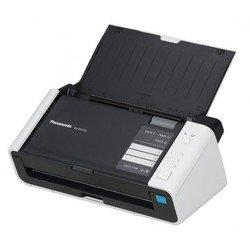 Panasonic KV-S1015C-X  - СканерСканеры<br>Сканер Panasonic KV-S1015C-X - протяжный, формат A4, разрешение 600x600 dpi, двустороннее устройство автоподачи, датчик типа CIS.