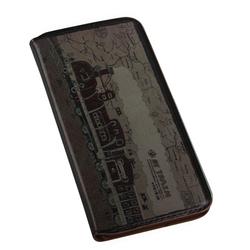 Чехол-книжка для Apple iPhone 6 Plus, 6s Plus 5.5 (Liberti Project R0007092) (коричневый) - Чехол для телефонаЧехлы для мобильных телефонов<br>Чехол защищает Ваше устройство от грязи, пыли, брызг и других нежелательных внешних повреждений.