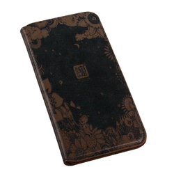 Чехол-книжка для Apple iPhone 6 Plus, 6s Plus 5.5 (Liberti Project R0007094) (черный) - Чехол для телефонаЧехлы для мобильных телефонов<br>Чехол защищает Ваше устройство от грязи, пыли, брызг и других нежелательных внешних повреждений.
